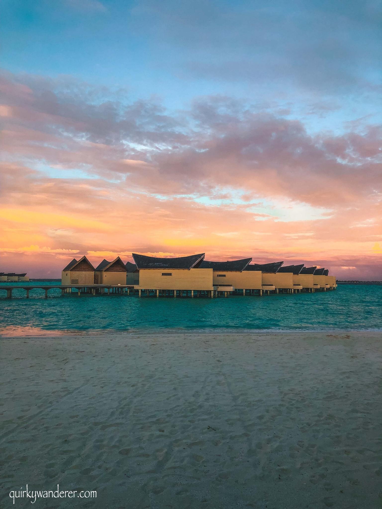 Best luxury island resorts in maldives