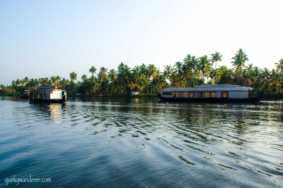 Backwaters of Kumarakom