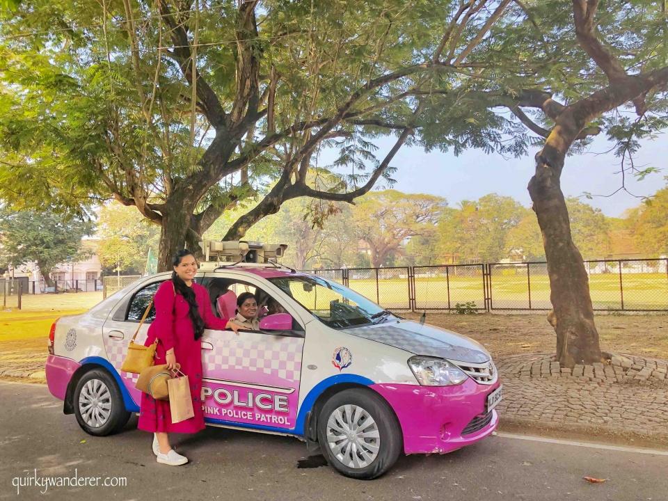 kochi women police