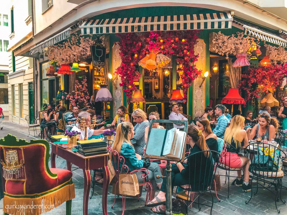 Best cafes in Athens