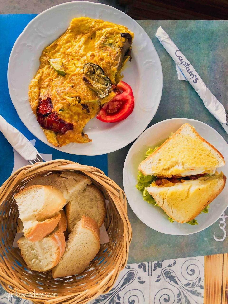 vegetarian food in Mykonos