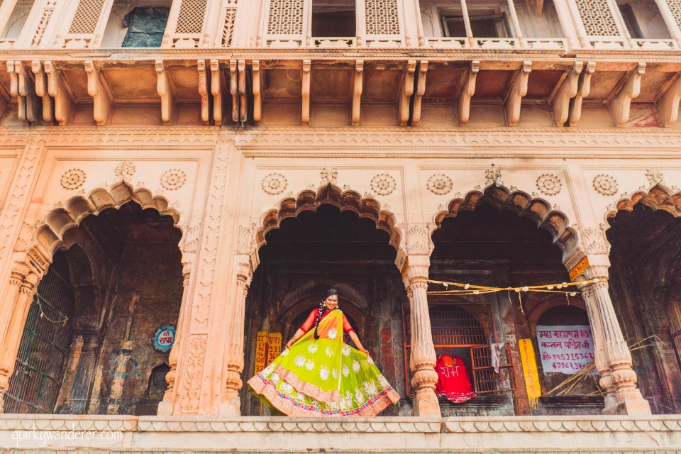Creative Pre-wedding shoot ideas for the traveling bride