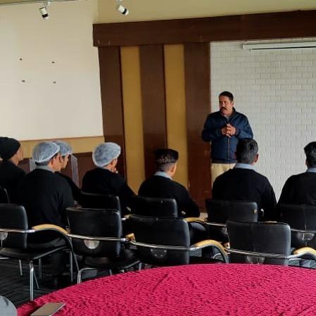 Hilldaari movement Nestle Capacity building sessions